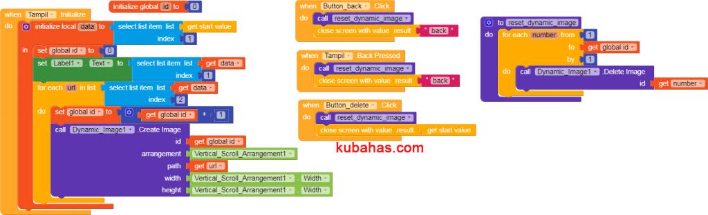 kode untuk menampilkan gambar dari firebase kodular